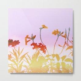 #Fantasy#Tropical#blossom Metal Print