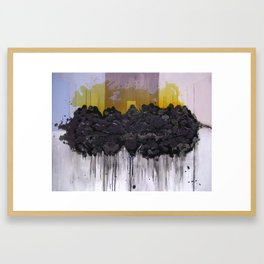 What You See Is What You Get Framed Art Print