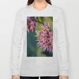 Showy Milkweed Long Sleeve T-shirt