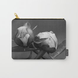 Unbloomed Flowers Carry-All Pouch