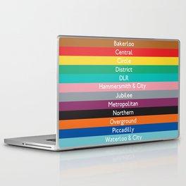 London Underground Laptop & iPad Skin