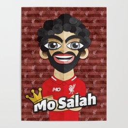 Mo Salah Poster