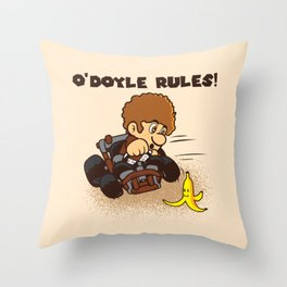 O'Doyle Rules! Throw Pillow