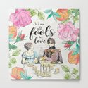 Pride and Prejudice - Fools in Love by evieseo
