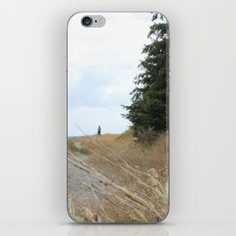 Overcome Your Fears iPhone Skin