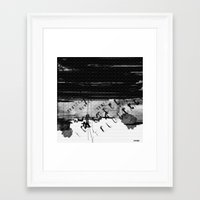 code Framed Art Prints featuring code by sladja