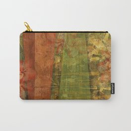 """""""Abstract 1"""" by Visionary Artist Carolyn Quan Carry-All Pouch"""