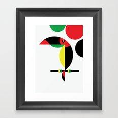 Tucan Framed Art Print