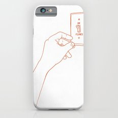 The Emotional Light Switch Slim Case iPhone 6s
