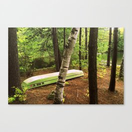 Camp pt. II Canvas Print