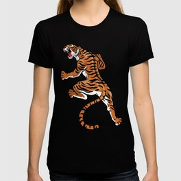 Classic pose of predator T-shirt