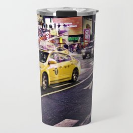 Time Square Travel Mug