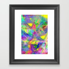 Paradigm Framed Art Print