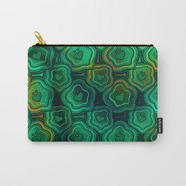 'I Love You Umlaut' Pattern - Endless Lillipads Carry-All Pouch