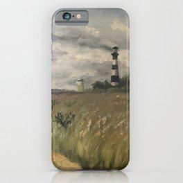 Phare, le Bree Les Bains iPhone Case