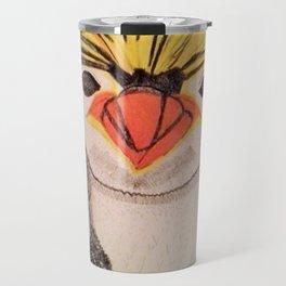 Rock Hopper Penguin Travel Mug