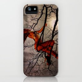 Once Wild iPhone Case