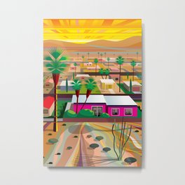 Twentynine Palms Metal Print