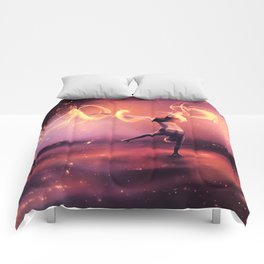 Fall Get up and Move Comforters