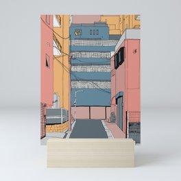 city Mini Art Print