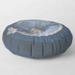 O Moon! the oldest shades #everyweek 45.2016 Floor Pillow