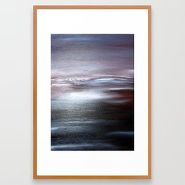 Liquid soul Framed Art Print