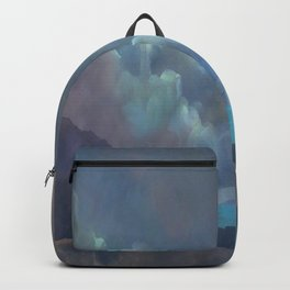 Distant Lighthouse Backpack
