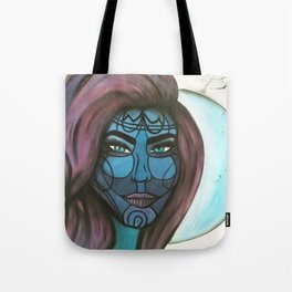 Neptune Girl Tote Bag