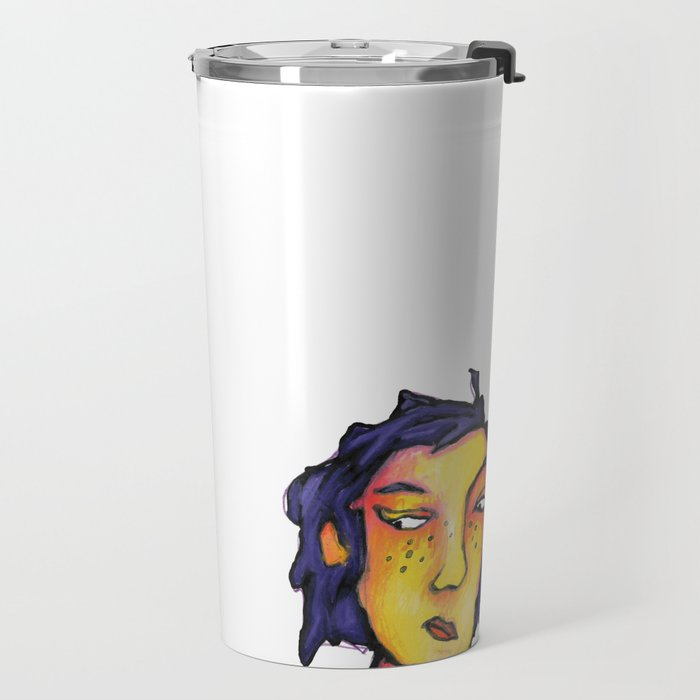 yella Travel Mug