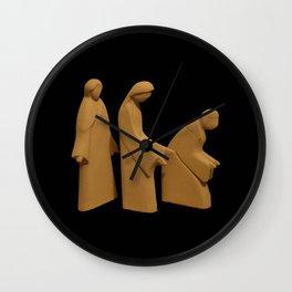 re magi Wall Clock