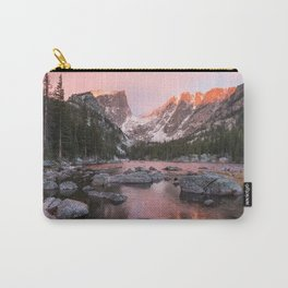 Dream Lake Sunrise Carry-All Pouch