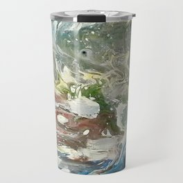 Ghosts of the Deep Travel Mug