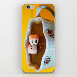 Hot Date iPhone Skin