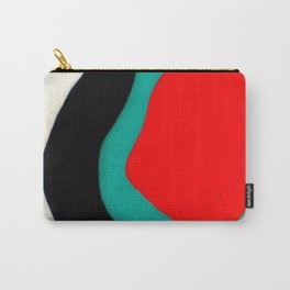 Abstract graffiti London Carry-All Pouch