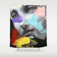 Composition 458 Shower Curtain
