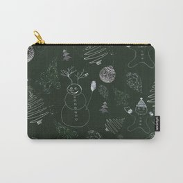 christmassy Carry-All Pouch