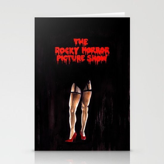 RHPS Stationery Cards