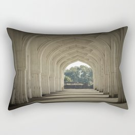 Arched colonnade Rectangular Pillow