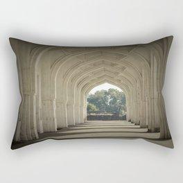 Arched colonnade Rectangular Pillow