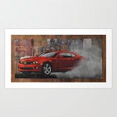 Smoke 'Em Art Print
