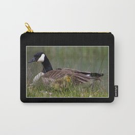 mother and gosling Carry-All Pouch
