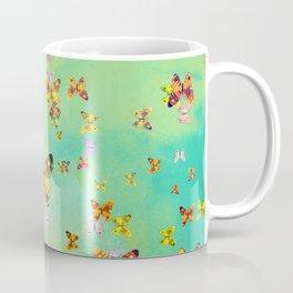 Butterflies on springtime Coffee Mug