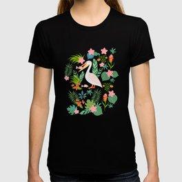 Floral Pelican T-shirt