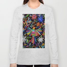 pajaros Otomi Long Sleeve T-shirt