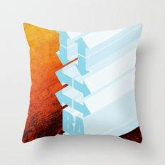 Respect the Code. Throw Pillow