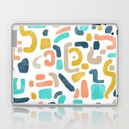 Alphabet Soup Laptop & iPad Skin