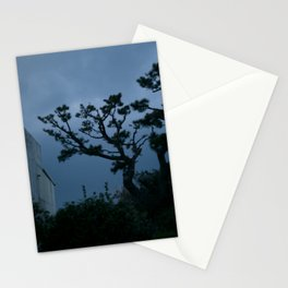 Jeju Storm Stationery Cards