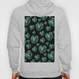 Tropical Monstera Dream #5 #tropical #pattern #decor #art #society6 Hoody