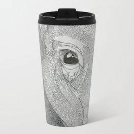 A mazing elephant II Metal Travel Mug