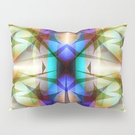 Moonshine Prism III Pillow Sham